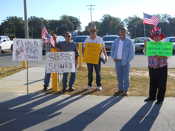 DeFuniak Meeting 10-21-2010