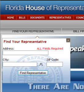 Find Your Representative